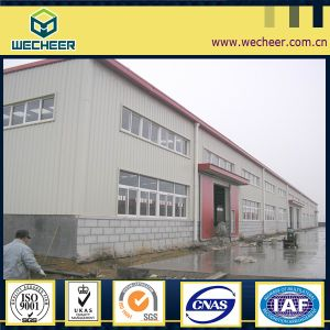 Low Cost Large Span Steel Space Frame Structure Warehouse Shed pictures & photos