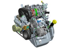 Light Truck Diesel Engine pictures & photos