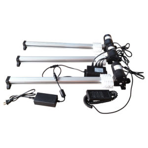 Recliner Chair Parts 250mm Stroke 3PCS of Linear Actuator for One Control Box pictures & photos