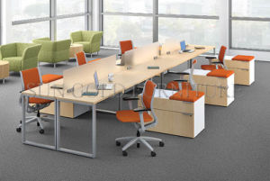 Contemporary Office Work-Station and Work Desk and Work Suites (SZ-WS080) pictures & photos