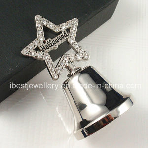 Souvenirs- Metal Craft Crystal Table Bell pictures & photos
