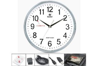 WiFi Wall Clock Camera IP P2p Home Security Wireless Monitor by Your Smart Phone pictures & photos