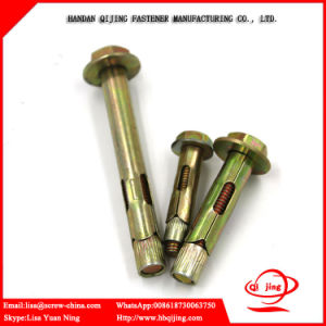 Hex Bolt Sleeve Anchor with Galvanized pictures & photos