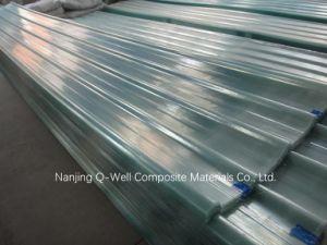 FRP Panel Corrugated Fiberglass/Fiber Glass Roofing Panels T171003 pictures & photos
