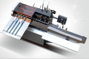 Semi-Auto Saddle Stitching Machine /Binding Machine (DQ440C) pictures & photos