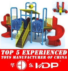 Baby Slide Children Large Outdoor Playground for Sale (HD14-126D) pictures & photos