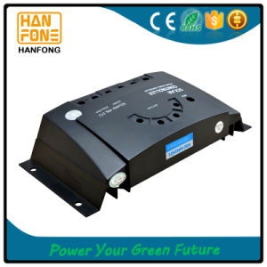 30A Manual PWM Solar Charge Controller for Home Solar System pictures & photos