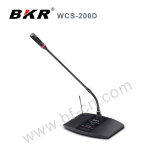 Wcs-200 Digital Wireless Conference System pictures & photos