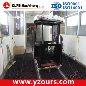 High-Efficiency Wet Painting Machine/Equipment pictures & photos