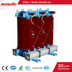 33kv Class 30kVA~20mva Dry Type Power Distribution Transformer pictures & photos