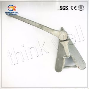 Hot Dipped Galvanized Marine Plough Anchor pictures & photos