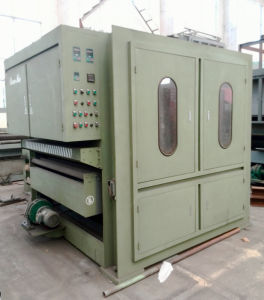 Dry No4 Abrasive Belt Grinding Polishing Machine (NO4/HL) pictures & photos