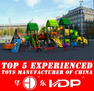 2017 Children Outdoor/Indoor Playground Slide Exercise Equipment OEM/ODM Orders Are Acceptalbe Woods Series (HD15A-020A) pictures & photos
