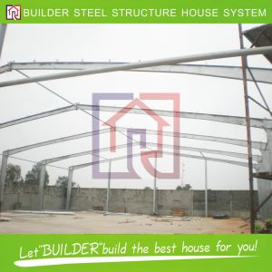 High Quality Good Price Steel Frame Workshop Warehouse pictures & photos
