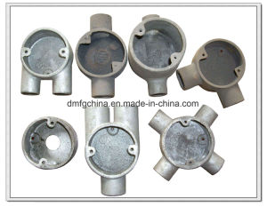 OEM Industrial Ductile Iron Casting Part