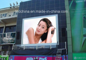 Outdoor SMD P10 Full Color Advertising LED Display Screen pictures & photos