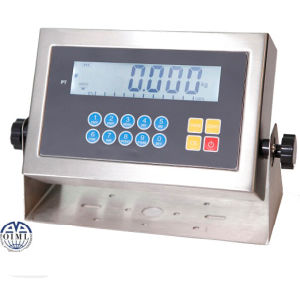 Stainless Steel Weighing Indicator with OIML Certificate pictures & photos