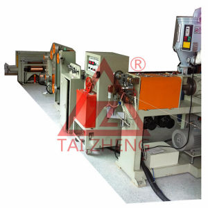 Physical Foaming Coaxial Cable Extrusion Line pictures & photos