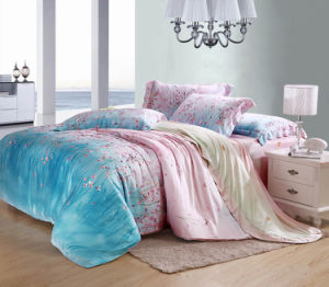 Smooth Soft Tencel Duvet Cover pictures & photos