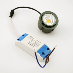 Aluminum 7W COB LED Recessed Spotlight Bulb (external power supply) Lt8001-7W pictures & photos