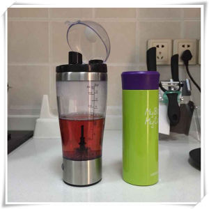 Stainless Steel Electric Coffee Bottle (VK14044-S)
