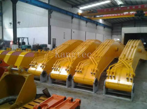 Long Reach Boom and Arm 20m for Excavator Komatsu (PC400LC-7/8) pictures & photos