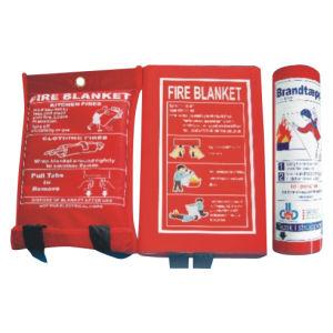 Fiberglass En1869 Fire Blanket (XU-110) pictures & photos