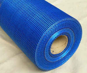 145g Blue Fiberglass Mesh for Building pictures & photos