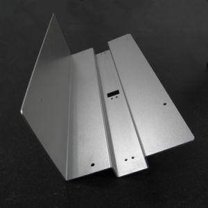 Aluminium Sheet Metal Bending Laser Cutting Food Packing Machinery Parts pictures & photos