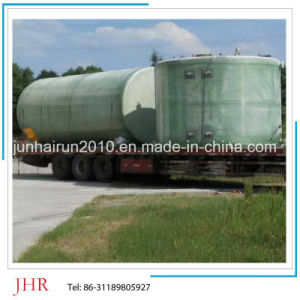 FRP Horizontal Water Vessel Tanks pictures & photos