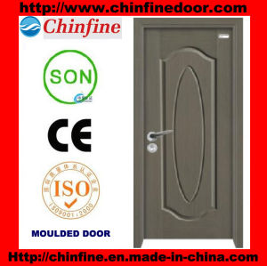 Moulded Doors with Best Quality (CF-MD08) pictures & photos