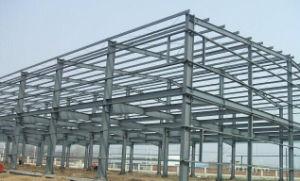 Steel Frame Warehouse/Steel Workshop pictures & photos