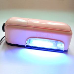 Professional Nail Art 9W UV Lamp with 120s Timer Nail UV Lights pictures & photos