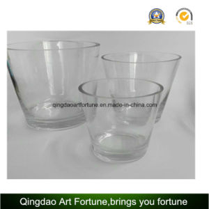 Hand Made Big Size Glass Cup for Home Decoration pictures & photos