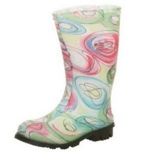 Cute Fashion Children′s Rain Boot OEM Order Is Availalble pictures & photos