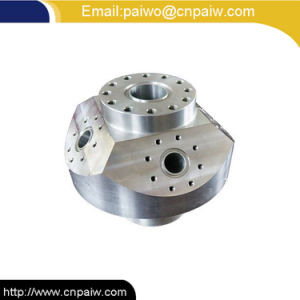 High Precision Oil Accessories Hot Forging CNC Machining Tubing Spool Body pictures & photos