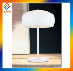 Modern Style Indoor Chrome Finish Modern LED Table Lamp pictures & photos