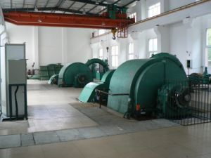 Water Power Station Arrangement and Construction pictures & photos