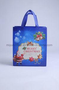Stock Design Christmas Non-Woven Shopping Bag pictures & photos