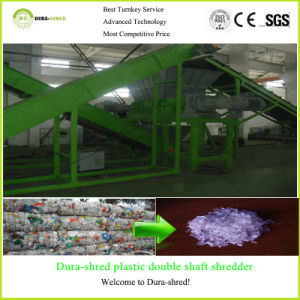 Dura-Shred Wasted Plastic Film Recycling Machine (TSD1332) pictures & photos