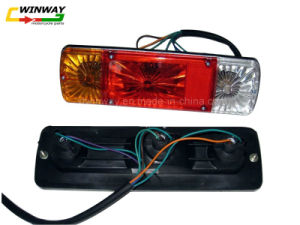 Ww-7122 Motorcycle Rear Lamp, Tail Lamp, Brake Light, pictures & photos