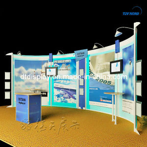 3m*6m Light and Collapsible Aluminium Fast Exhibition Booth (NE 2011 11-8 1)