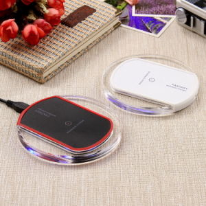 Popular Wireless Charging Pad for Samsung S6 pictures & photos