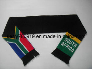 Basic Hot Jacquard Knitted Scarf/Competitive Cost Scarf pictures & photos