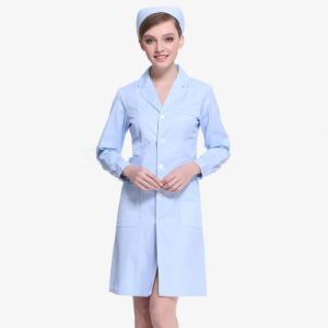 High Quality Classic Design Cotton Doctor /Nurse Uniform pictures & photos