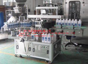 Automatic Multifunctional Labeling Machine for Round & Side Labeling pictures & photos