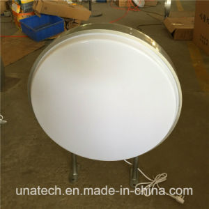 Outdoor Indoor Display LED Lightings Vacuum Plastic Printing Light Box Signage pictures & photos