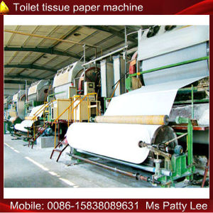 1880mm/150 4-5 Ton/Day Tissue Paper Jumboo Roll Making Machine pictures & photos