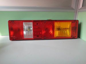 Crystal Tail/Rear Lamp for Kamaz/Long Type (HX-KMZ-008)