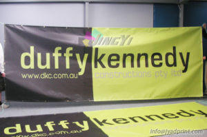 Outdoor Wall Hang Durable Weather Reisitant Advertising PVC Vinyl Banners pictures & photos